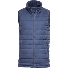axant Alps Quilt Vest Men dark blue